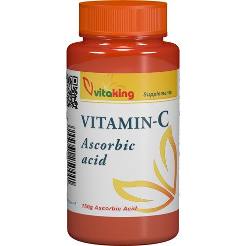 Vitaking Aszkorbinsav - C-vitamin por - 150g