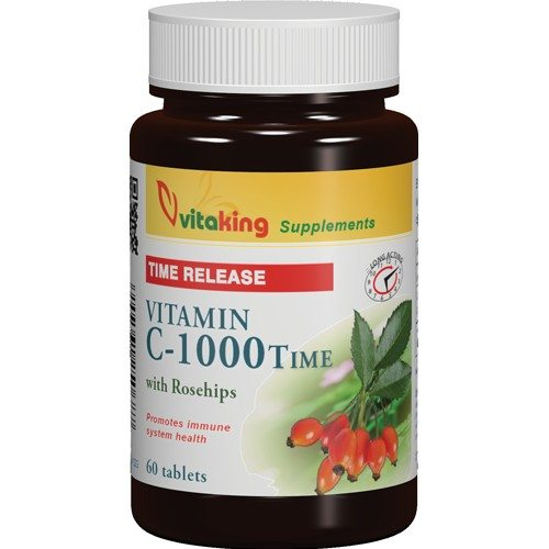 Vitaking C-vitamin 1000mg TR tabletta - 60db
