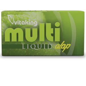 Vitaking Multi Alap Liquid vitamincsomag - 30db