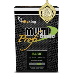 Vitaking Multi Basic Profi multivitamin csomag - 30db