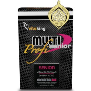 Vitaking-Multi-Senior-Profi-multivitamin-csomag-30db