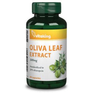 Vitaking Oliva levél - olajfalevél kivonat - 60db
