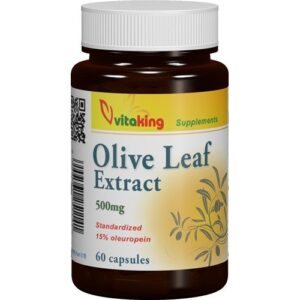 Vitaking Olivalevél - olajfalevél kivonat - 60db