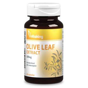 Vitaking-Olivalevél-olajfalevél-kivonat-60db