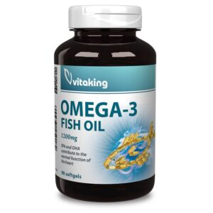 Vitaking Omega-3 1200mg - 90db