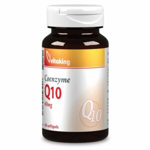 Vitaking Q10 coenzim 60mg - 60db