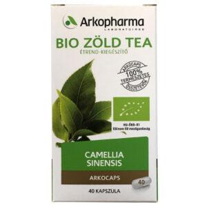 Arkocaps Bio Zöld tea kapszula