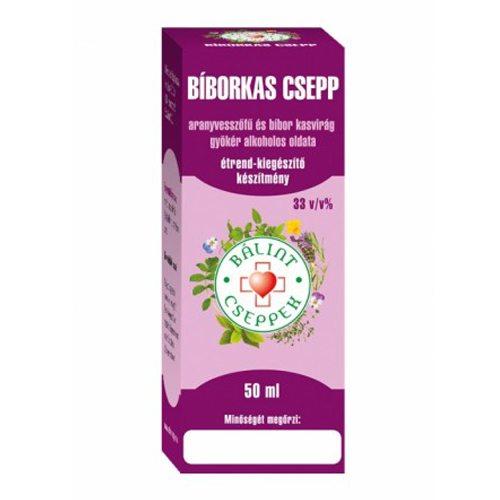 Bálint Cseppek biborkas cseppek - 50 ml
