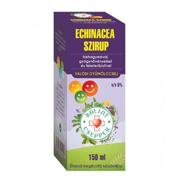 Bálint Cseppek echinacea szirup - 150ml