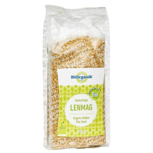 Biorganik bio aranysárga lenmag - 250g