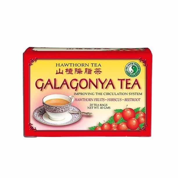 Dr. Chen galagonya tea - 20filter