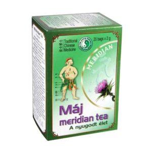 Dr. Chen máj meridian tea - 20filter