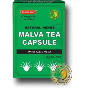 Dr. Chen mályva tea kapszula - 30db