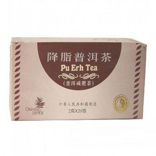 Dr. Chen pu erh filteres tea - 20filter