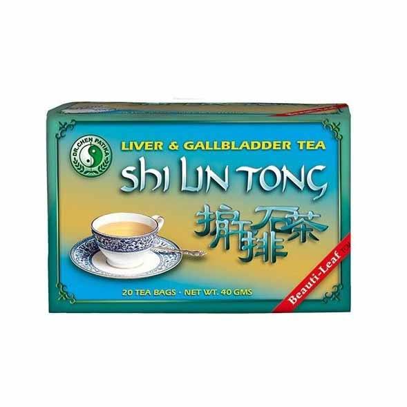 Dr. Chen Shi Lin Tong májvédő tea - 20filter