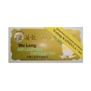 Dr. Chen wu long tea - 30db