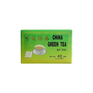 Dr. Chen eredeti kínai zöldtea filteres - 20db