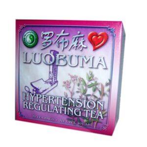 Dr. Chen Luobuma magas vérnyomáscsökkentő tea - 20filter