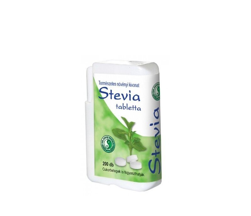 Dr. Chen stevia tabletta - 200db