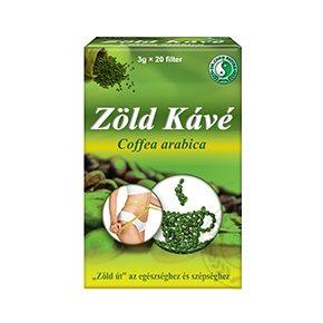 Dr. Chen zöld kávé - 20filter