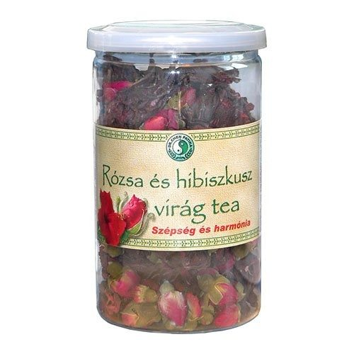 Dr. Chen rózsa és hibiszkusz virág tea - 50g