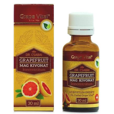 Grape Vital grapefruit mag-kivonat - 30ml
