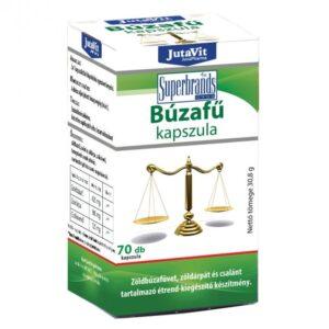 Jutavit Búzafű pH balance kapszula - 70db