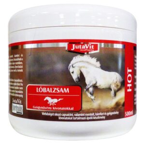 Jutavit Pferdebalsam hot - 500ml