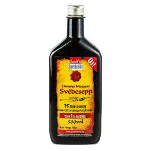 Jutavit svédcsepp 35 füves - 500ml