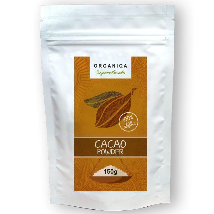 Organiqa Bio, nyers, criollo Cacao - kakaó por - 150g