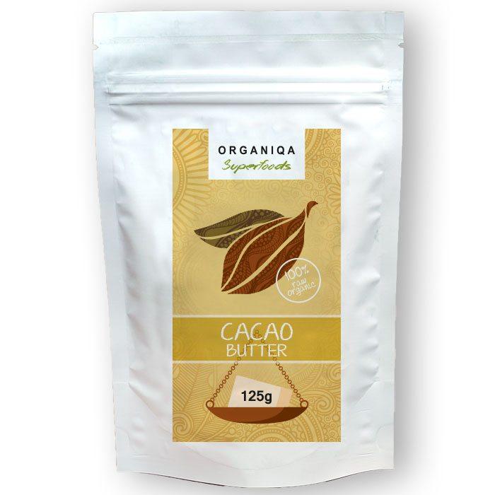 Organiqa bio kakaóvaj – 125g