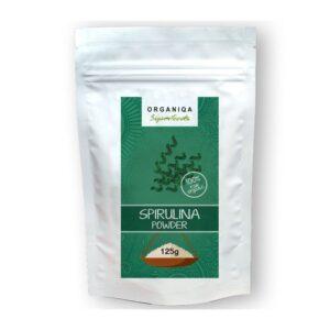 Organiqa Bio Spirulina por - 125g