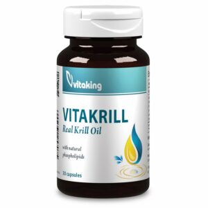 Vitaking vitakrill olaj - 30db