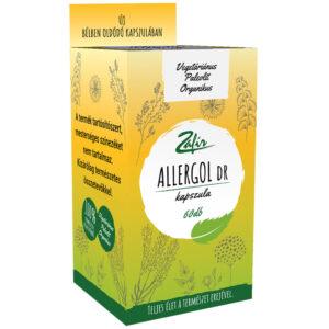 Zafir allergol DR kapszula - 60db