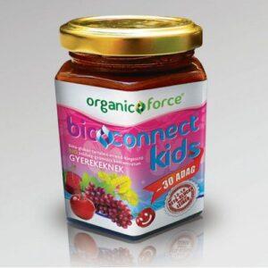 Bioconnect Kids béta-glükán tartalmú koncentrátum gyerekeknek - 210g