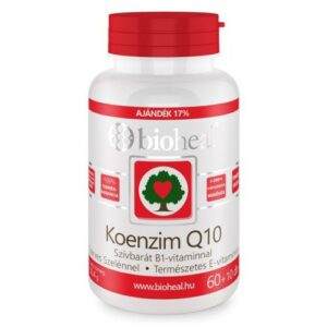 Bioheal Koenzim Q10 szelénnel - 70db