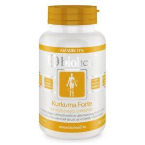 Bioheal kurkuma tabletta - 70db