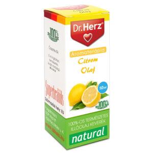 Dr. Herz Citrom illóolaj - 10ml