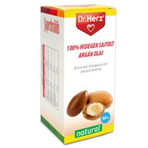 Dr. Herz Hidegen sajtolt Argán olaj - 50ml