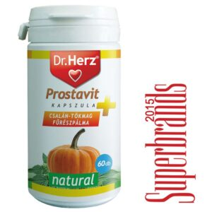 Dr. Herz Prostavit kapszula - 60db