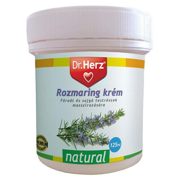 Dr. Herz Rozmaring krém - 125ml