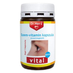 Dr. Herz Szem-vitamin kapszula - 60db