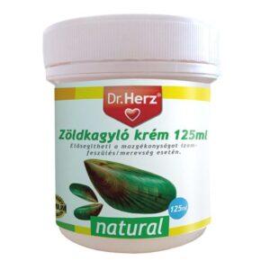 Dr. Herz Zöldkagyló krém – 125ml
