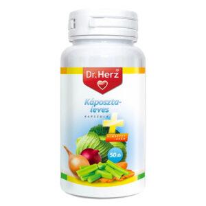 Dr. Herz káposztaleves + almaecet + króm kapszula - 50db