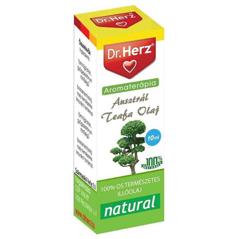Dr. Herz Ausztrál teafa illóolaj - 10ml