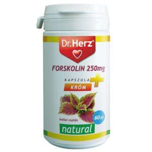 Dr. Herz Forskolin kapszula - 60db