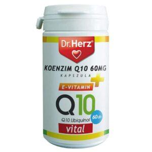 Dr. Herz Q10 60mg kapszula - 60db