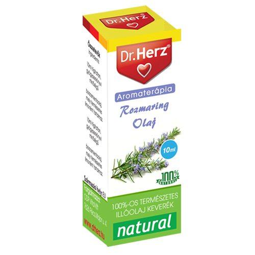 Dr. Herz Rozmaring illóolaj - 10ml