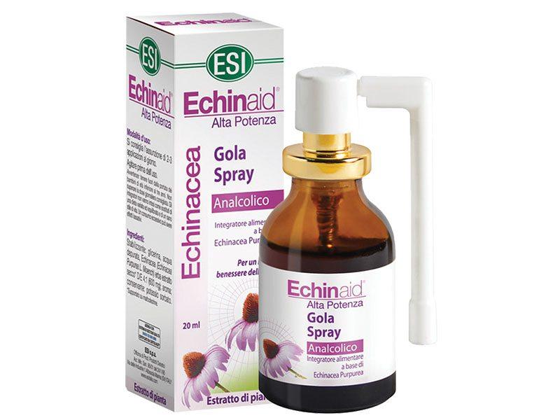 ESI Alkoholmentes Echinacea torokspray - 20ml