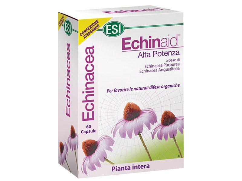 ESI Echinacea dupla kapszula - 60db